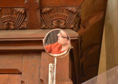 Horváth Márton levente koncertje a Jézus Szíve templomban